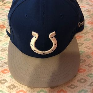 New Era Indianapolis Colts NFL Snapback